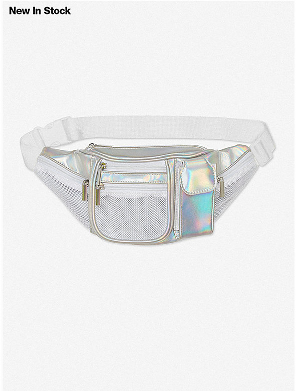 Mesh Fanny Pack