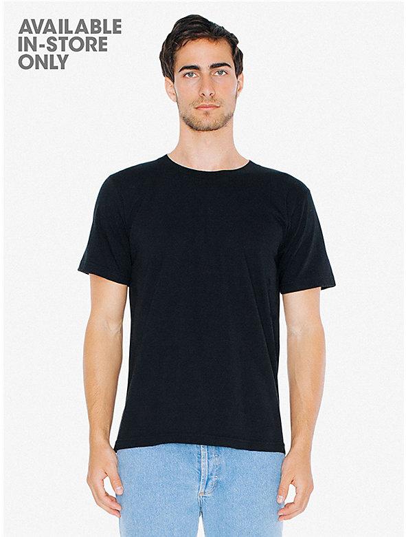 Fine Jersey Crewneck T-Shirt