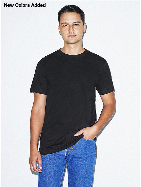 Men's T-Shirts & Tanks | American Apparel