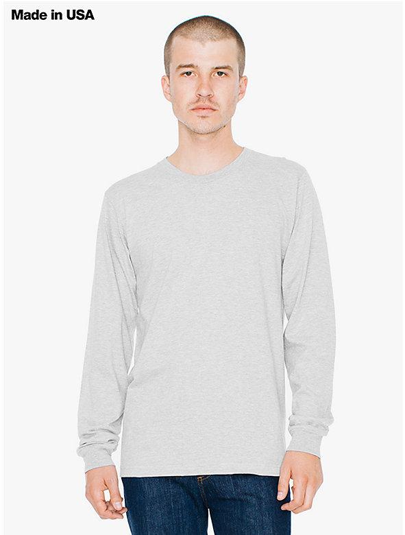 Fine Jersey Crewneck T-Shirt | American Apparel