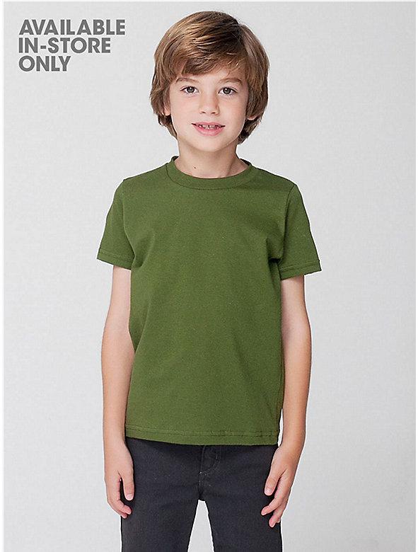 Kids Fine Jersey Short Sleeve T