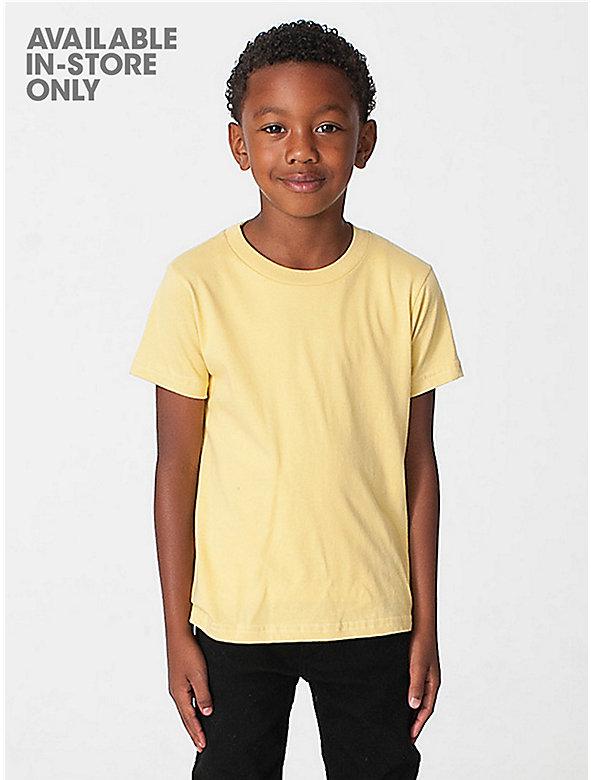 Organic Kids' Fine Jersey Short Sleeve T