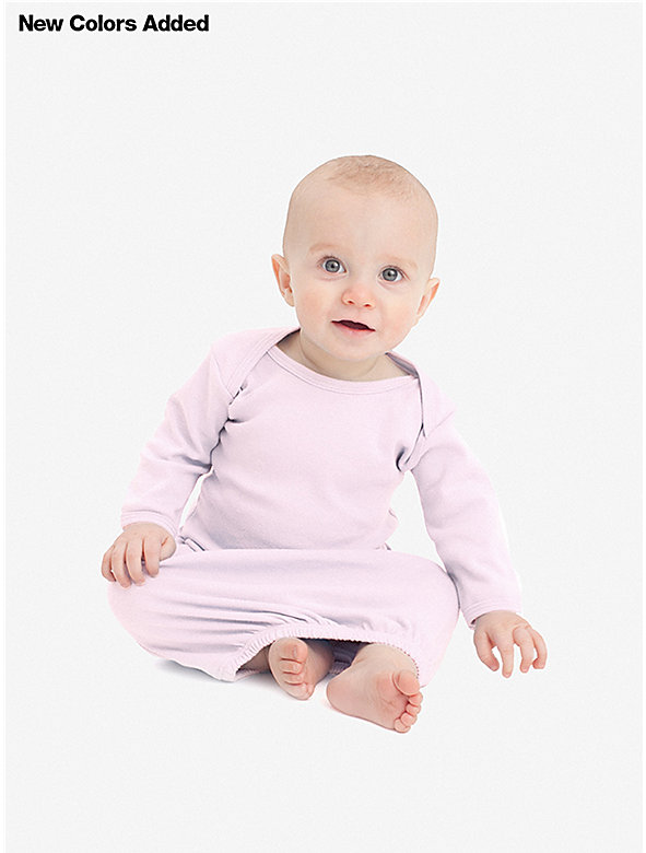 Infant Baby Rib Long Sleeve Sleep Sack