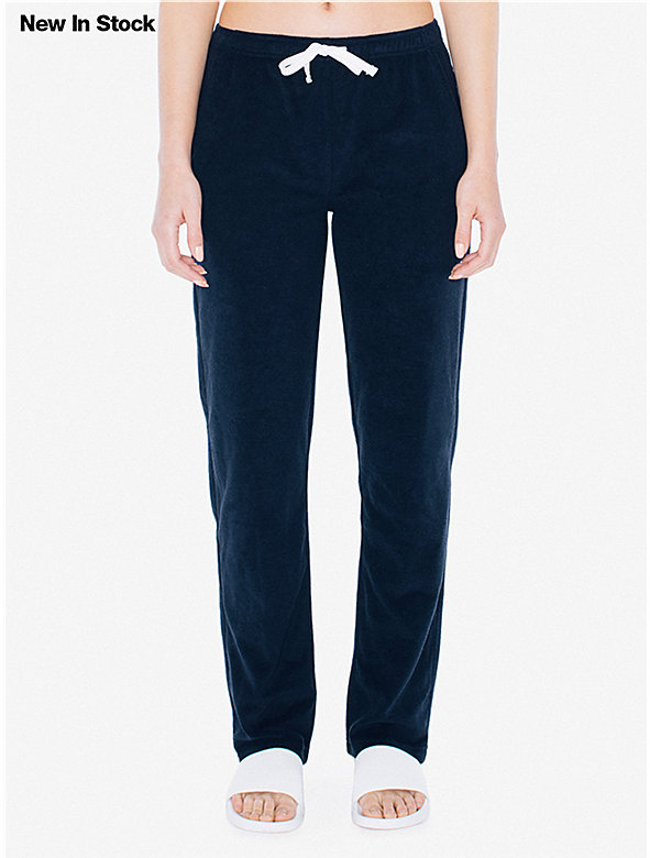 Unisex Loop Terry Lounge Pant