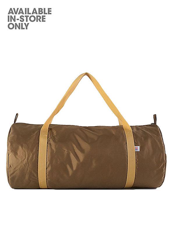 Nylon Pack Cloth Gym Bag