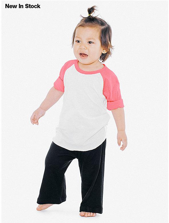 Infant 3/4 Sleeve Raglan