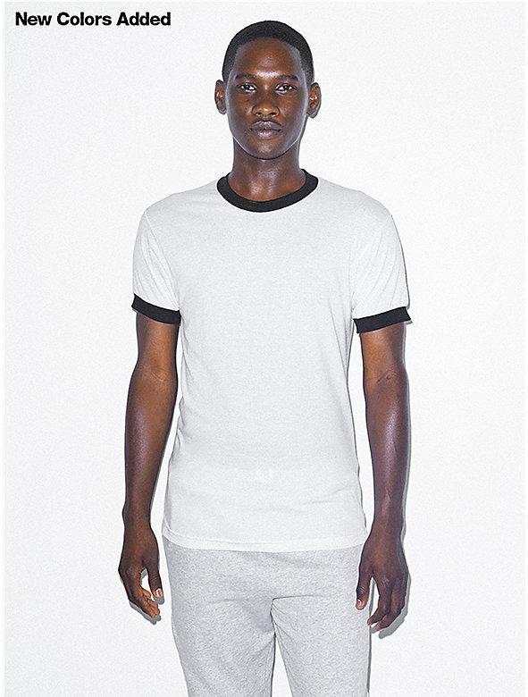 50/50 Crewneck Ringer T-Shirt