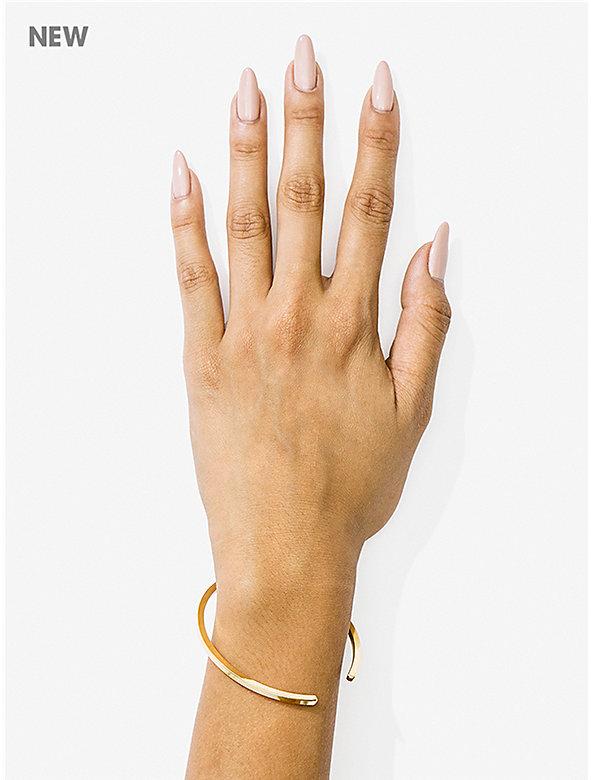 Beam Simple Cuff Bracelet