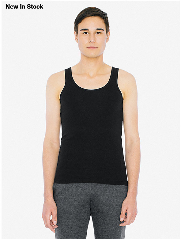 Ribbed Classic Tank