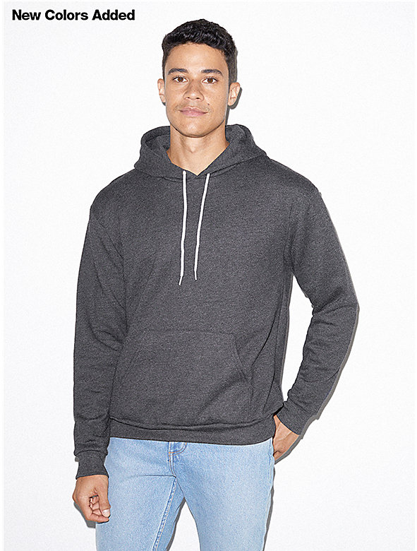 Flex Fleece Drop Shoulder Pullover Hoodie