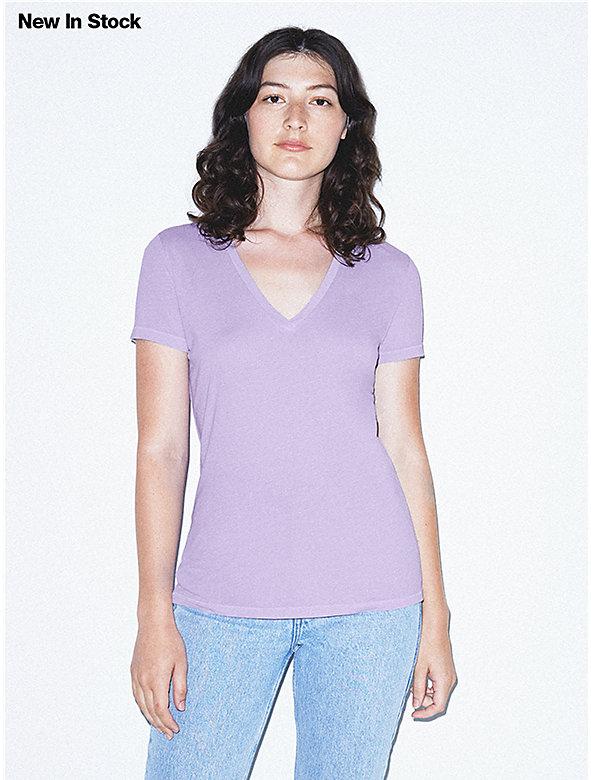 50/1 V-Neck T-Shirt