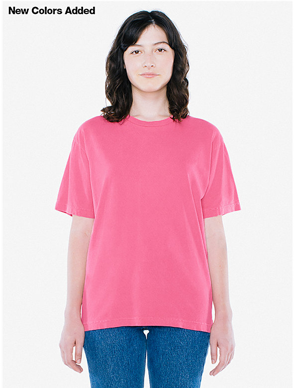 Unisex Heavy Jersey Box T-Shirt
