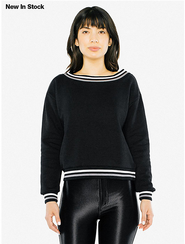 Heavy Terry Sport Sweatshirt