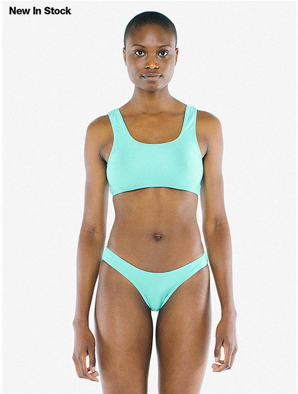 Nylon Tricot Classic Bikini Brief