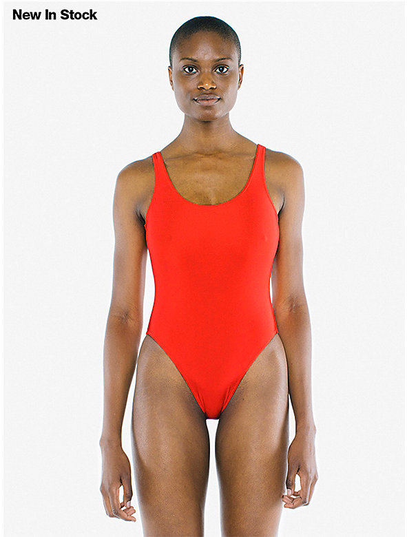 Nylon Tricot Malibu One Piece