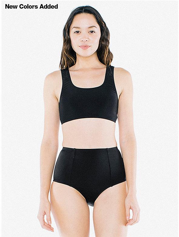 High-Waist Bikini Bottom