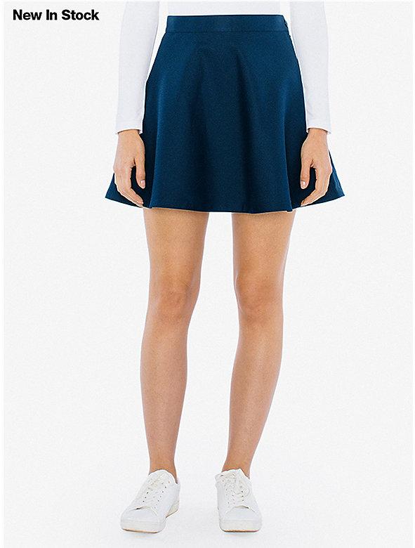 Gabardine Circle Skirt