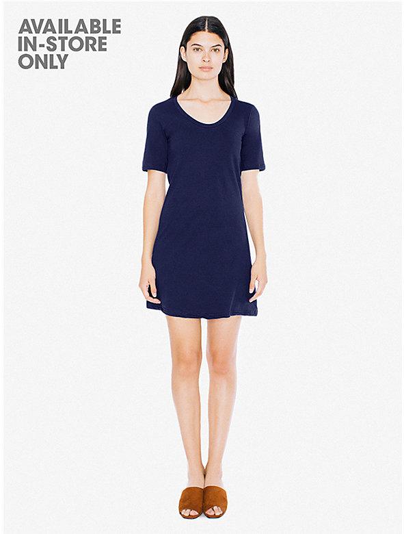 Fine Jersey T-Shirt Dress