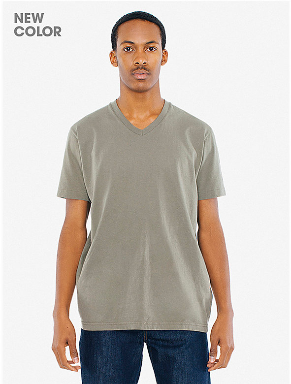 Power Wash V-Neck T-Shirt