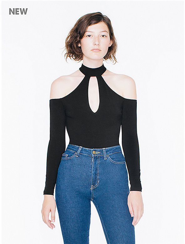 Sloan Cutout Top