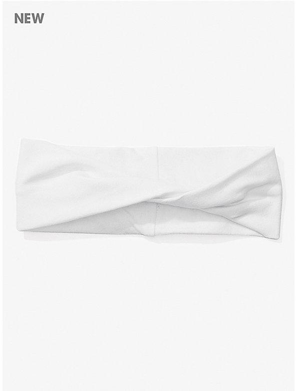 Cotton Spandex Twist Headband