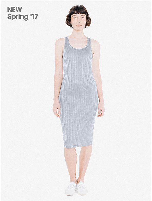 Ashbury Rib Sabine Midi Dress