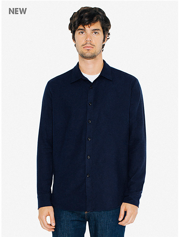 Brushed Twill Classic Shirt