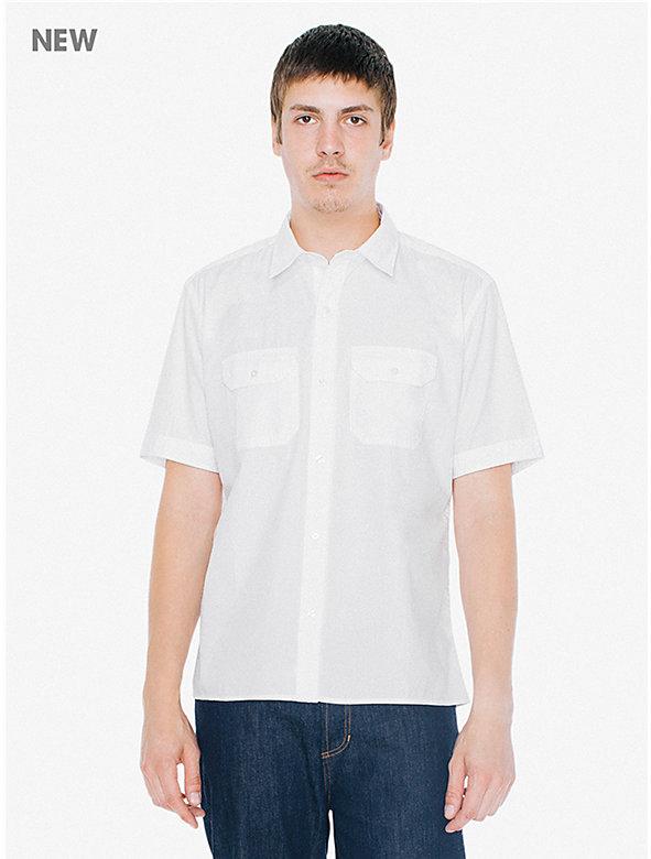 Lightweight Poplin Scout Shirt