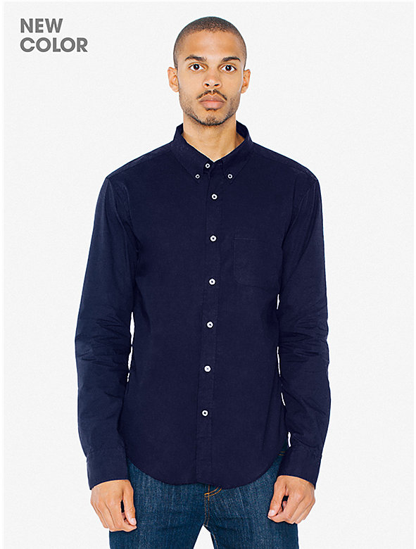Lightweight Poplin Slim Fit Shirt
