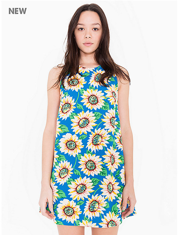 Printed Dakota Dress