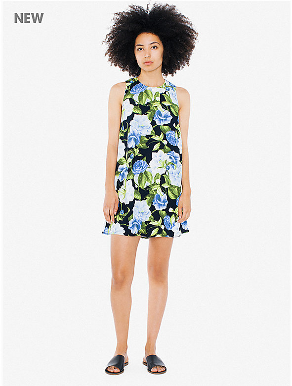 Printed Dakota Mini Dress