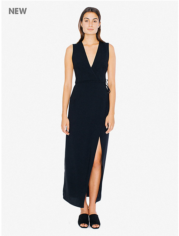 Crepe Sleeveless Julliard Dress