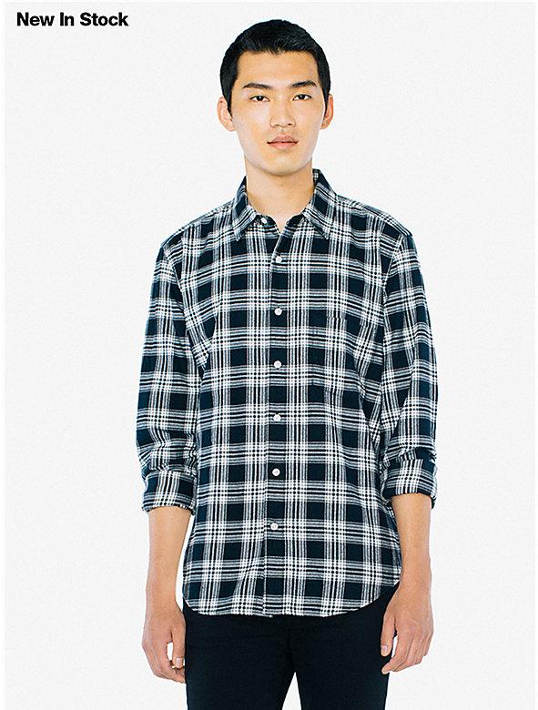 Unisex Flannel Lumberjack Shirt