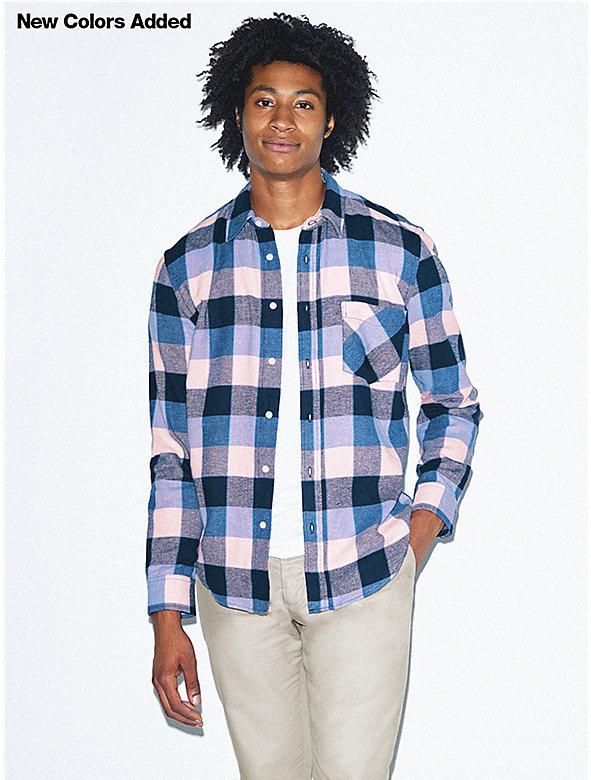 Flannel Lumberjack Shirt