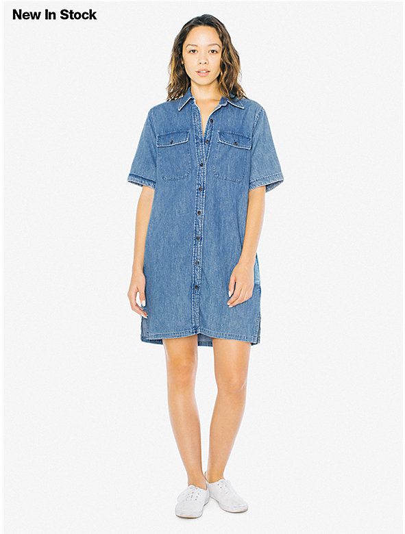 Denim Tyler Dress
