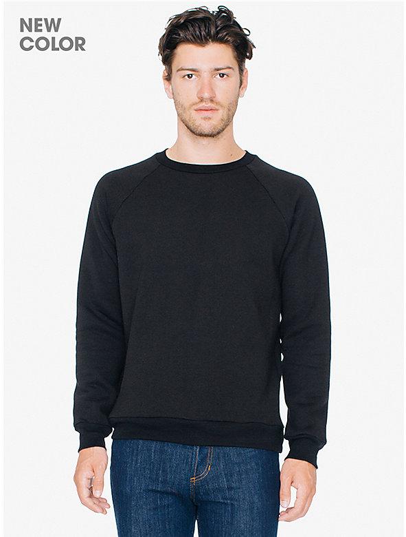 Flex Fleece Raglan Crewneck Sweatshirt