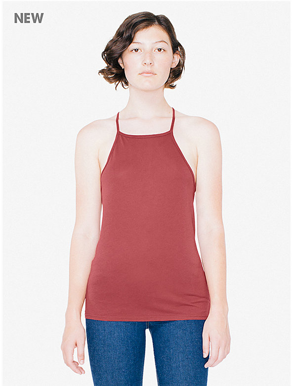 50/1 Cotton Women's Racerback Tank