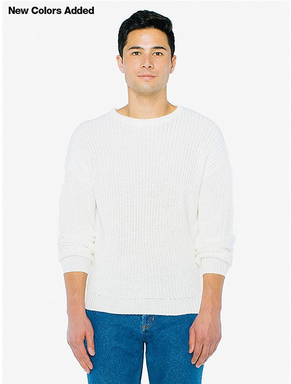 Fisherman Pullover