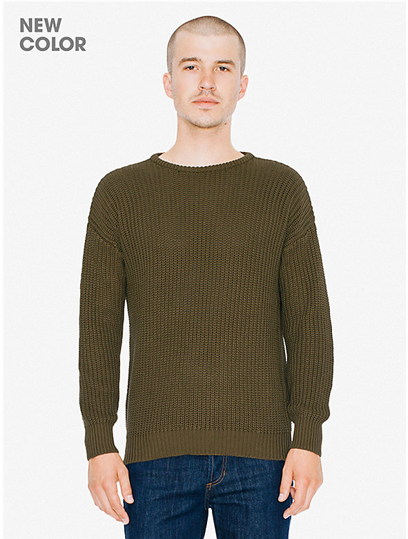 Fisherman's Pullover