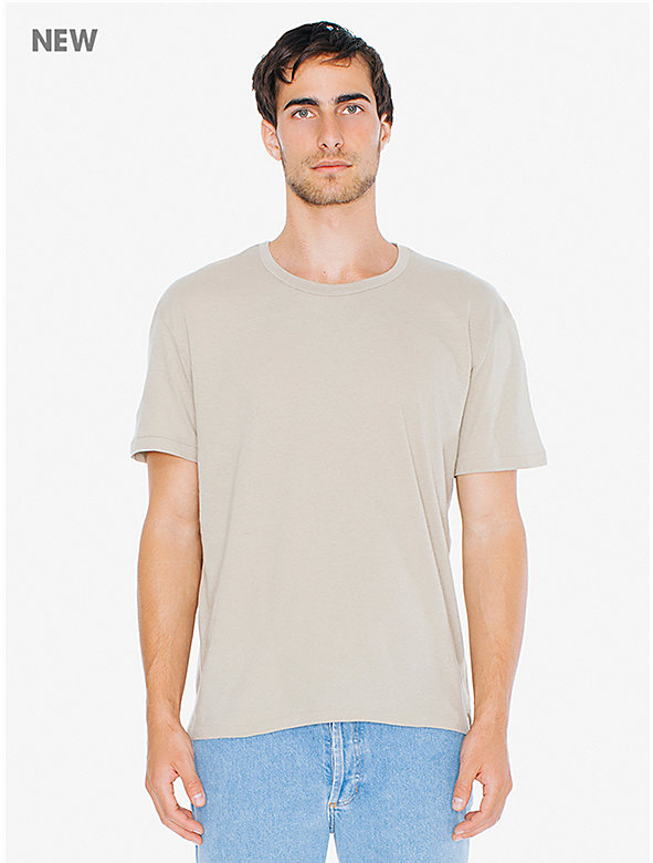 40/1 Jersey Crewneck T-Shirt