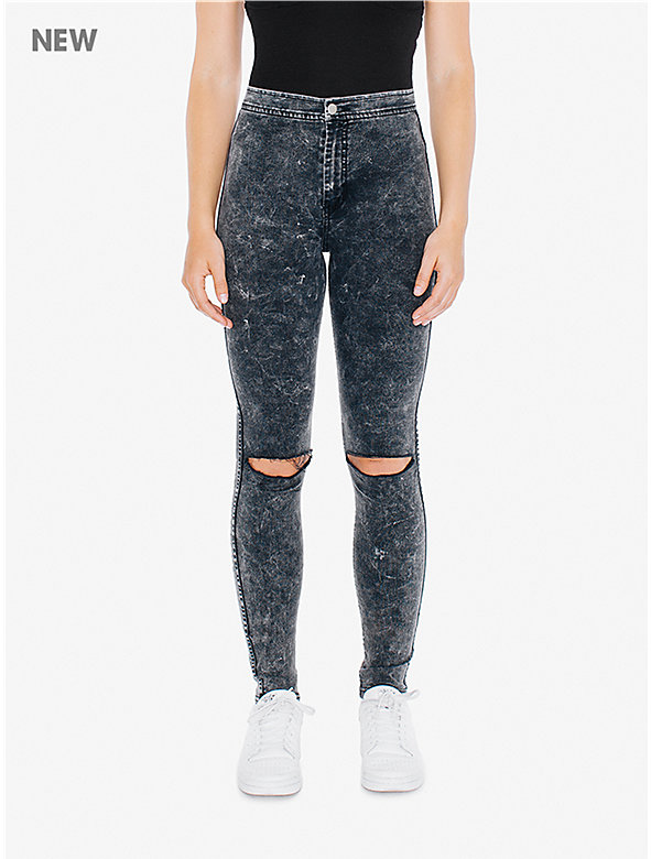Distressed Easy Jean