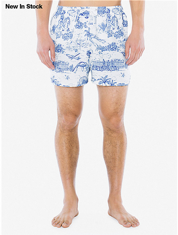 Resort Swim Trunk