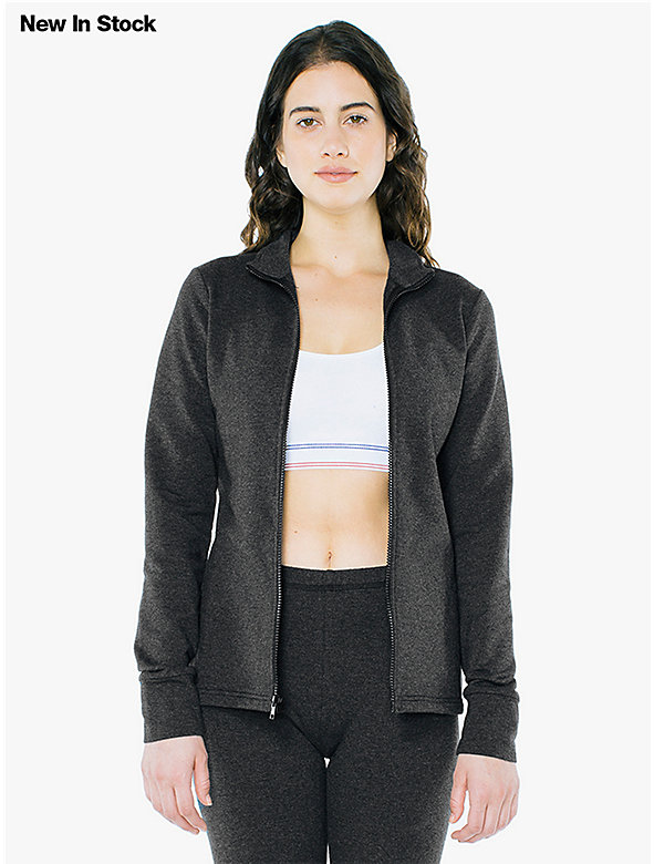 Stretch Terry Fitness Jacket