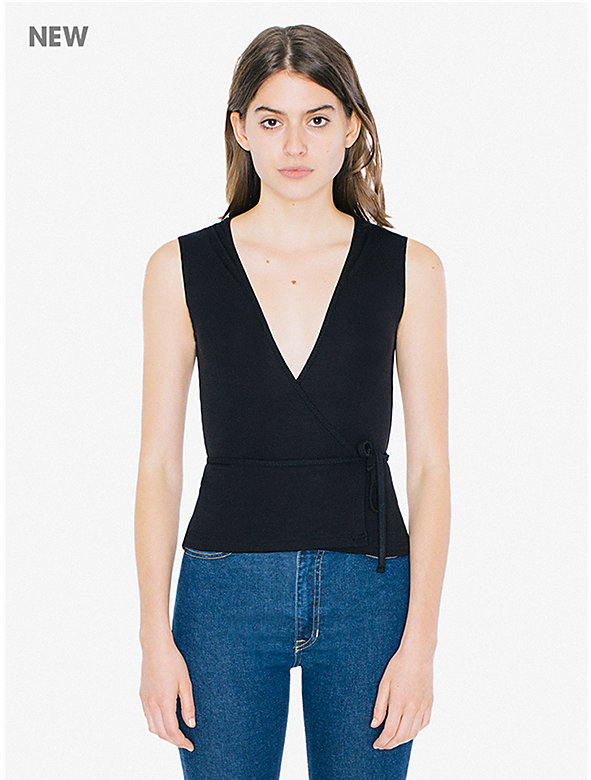 2x2 Sleeveless Julliard Top