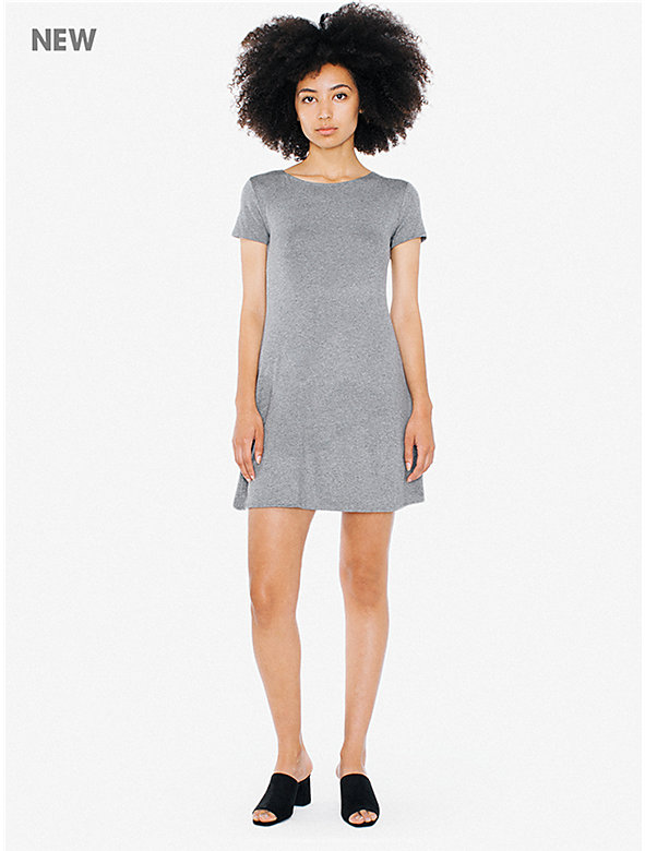 Viscose T-Shirt Dress
