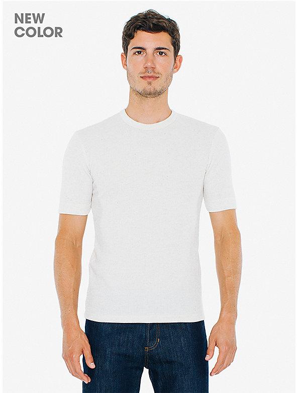 Waffle Thermal Truck T-Shirt