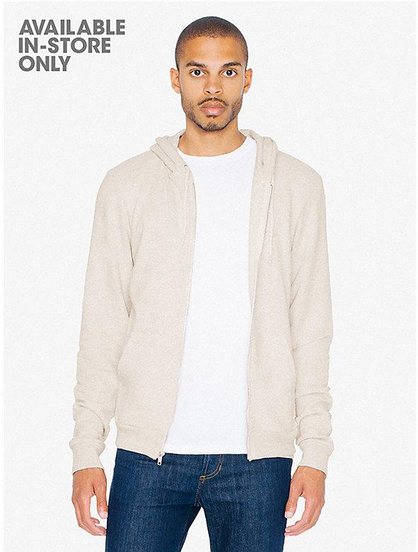 Tri-Blend Zip Hoodie