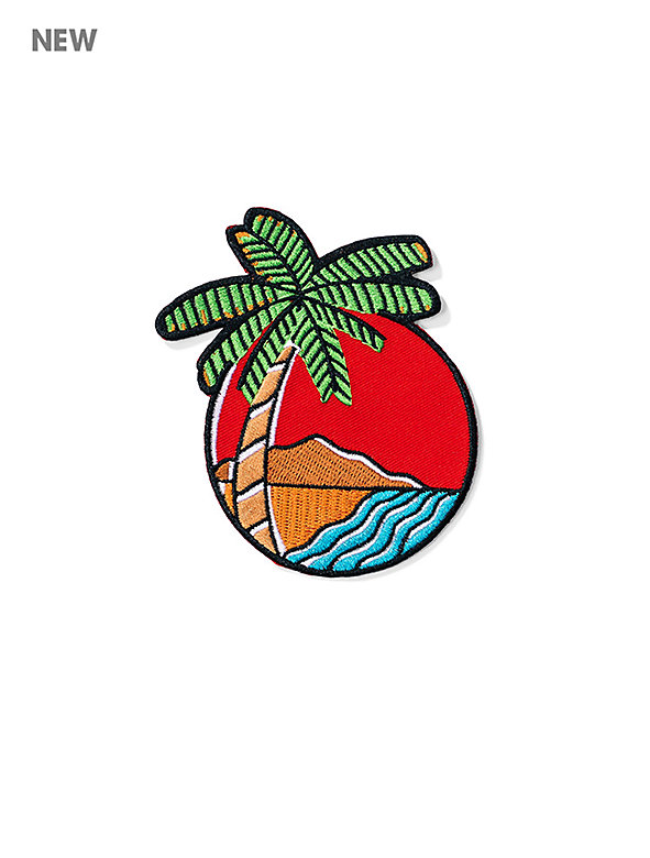 Valley Cruise 'Tropical Vibes' Patch