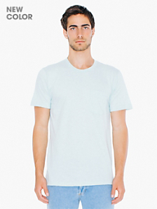 Fine Jersey Pocket Short Sleeve T-Shirt
