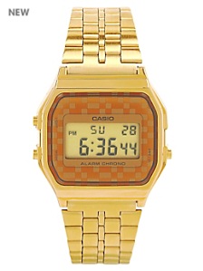 A159WGEA-9ADF Casio Gold Digital Wristwatch